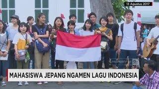 Video Mahasiswa Jepang Ngamen Lagu Indonesia MP3, 3GP, MP4, WEBM, AVI, FLV April 2019