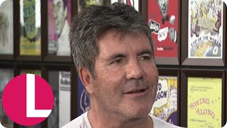 Simon Cowell Wants His Son to Take Over His Productions! (Extended Interview)   Lorraine