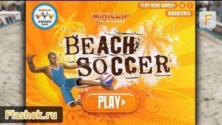 Видеообзор Beach Soccer