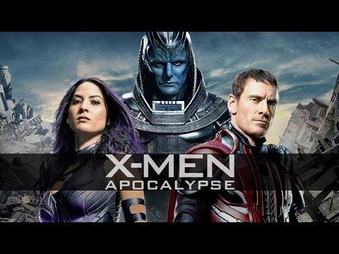 Comic Uno X-Men Apocalypse (Movie Review)