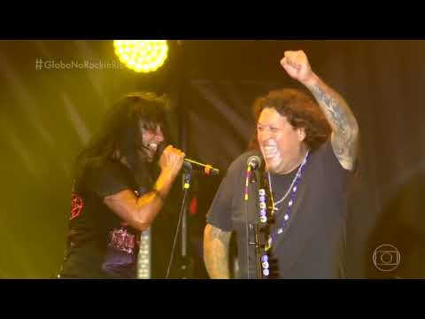 Anthrax- Indians- Rock in Rio 2019 (Globo) HD