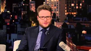 Video Seth Rogen & David Letterman Talk about Weed MP3, 3GP, MP4, WEBM, AVI, FLV Juli 2018