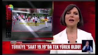 Gaziosmanpaşa'da 19 Mayıs Coşkusu - Show Tv