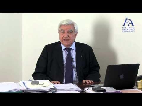 Il Dott. Toffoloni racconta il suo percorso professionale e l'approdo in IFA
