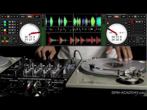 DJ Tutorial – Learn How to Scratch – The Spin Academy