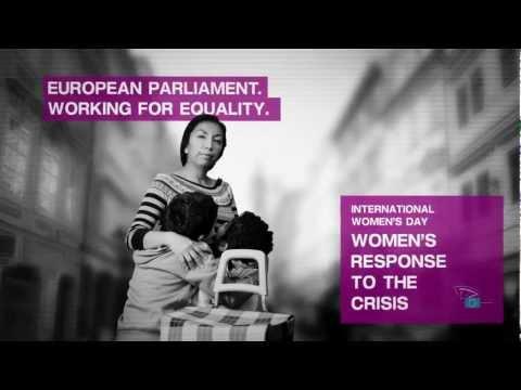 Az Európa Parlament Nőnapi üzenete