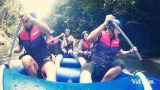 Gopeng Malaysia  City pictures : White Water Rafting Gopeng, Malaysia
