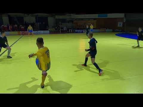 A.I.K TheClick Bánová - Deportivo Žilina 4:4