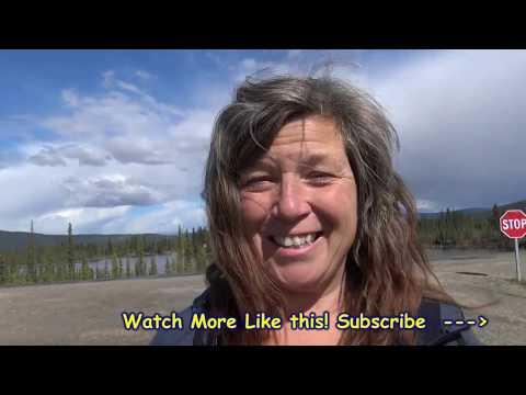 Alaska Road Trip: Alaska At Last!!! +  My Birthday Wish List