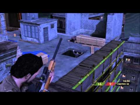Uncharted 3 19-5 in highrise/en edificio alto (видео)
