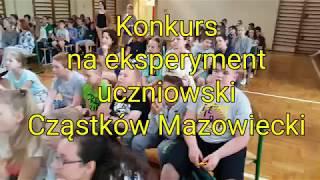 Konkurs na eksperyment uczniowski