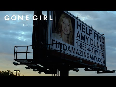Gone Girl TV Spot 6 'Wife Goes Missing'