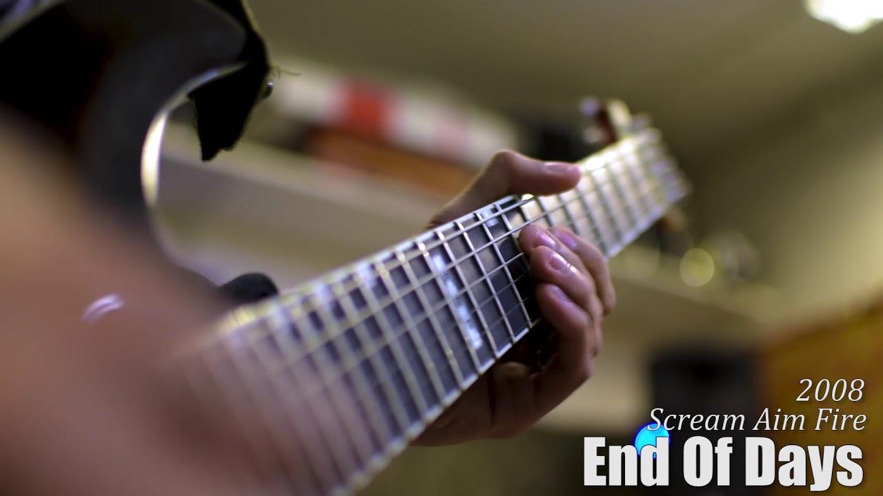 Bullet For My Valentine HARDEST Songs On Rhythm Guitar