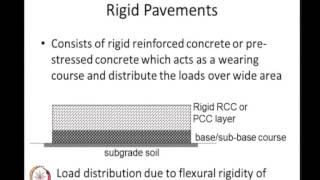Mod-01 Lec-31 Geosynthetics In Flexible Pavements -- I