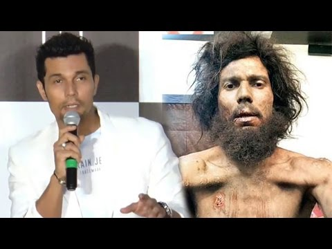 Randeep Hooda talks about the Torturous Process Of Losing Weight For 'Sarbjit'