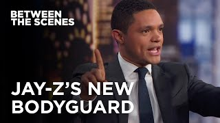 Video Jay-Z's New Bodyguard - Between the Scenes | The Daily Show MP3, 3GP, MP4, WEBM, AVI, FLV September 2019