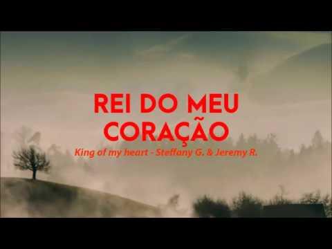King of My Heart feat. Steffany Gretzinger & Jeremy Riddle || Lyrics (Legendado)