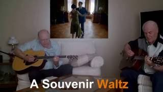 #145 / A Souvenir Waltz - Old Time Music by the Doiron Brothers