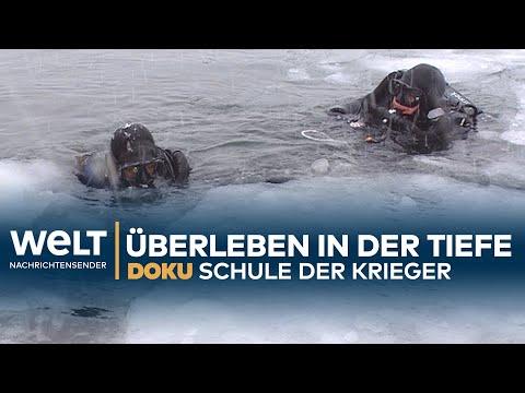 Minentaucher - Überleben in der Tiefe   Doku - TV Klassiker