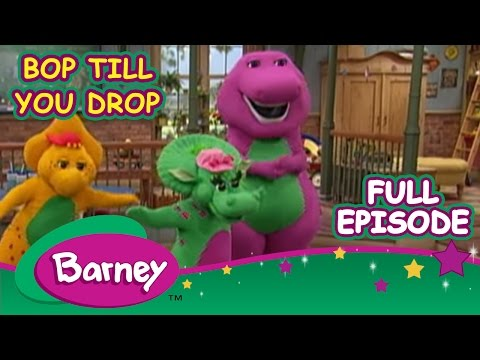 Barney Full Episode  - Bop Till You Drop