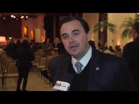 Entrevista Coord. Nacional da CONCAD Ricardo Peres - I Feira Nacional das CAAs
