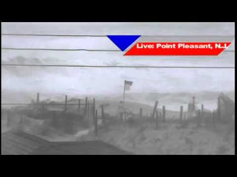Hurricane Sandy - Point Pleasant, NJ