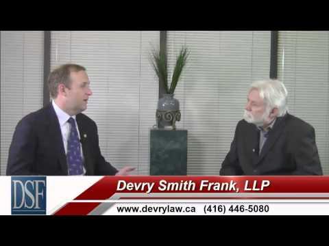 Toronto Family Lawyer John Schuman Talks About Child Custody