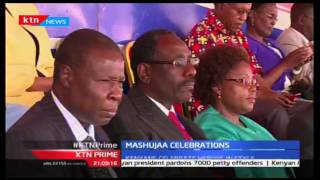 KTN Prime, Pomp And Color And Machakos Mashujaa Fete,  20/10/2016