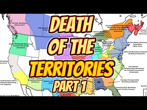 Wrestling Territories Documentaries All Episodes 1 to 27 (5 hours) Original Wrestling Documentaries