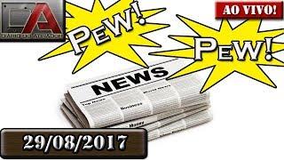 Pew Pew News - 9mm, Polícia Raíz e Burrice Hedionda
