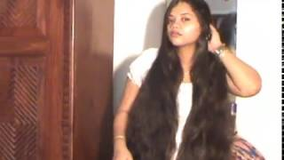 Varsha Attractive Hair promo.wmv