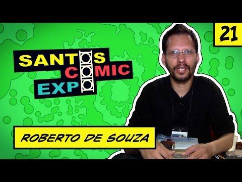 E21 ROBERTO DE SOUZA | SANTOS COMIC EXPO 2014