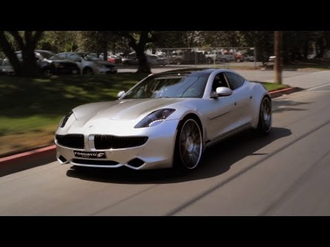 Fisker Karma – The DUB Magazine Project