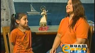 Your friends from the Hurao Academy teach you how to speak Chamorro through immersion.