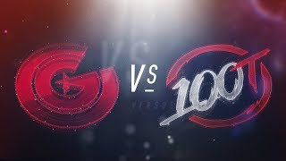 Video CG vs. 100 - NA LCS Week 3 Day 1 Match Highlights (Spring 2018) MP3, 3GP, MP4, WEBM, AVI, FLV Juni 2018