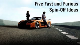 Nonton Five Fast and Furious Spin-Off Ideas Film Subtitle Indonesia Streaming Movie Download