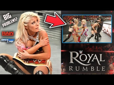 BIG PROBLEMS WITH THE WOMEN'S ROYAL RUMBLE? (WWE HALL OF FAMER SPEAKS OUT)