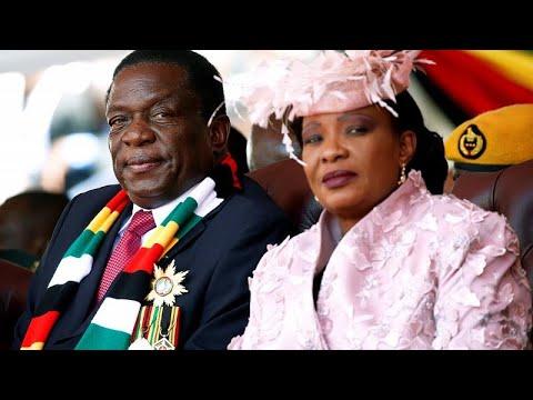 Νέος πρόεδρος της Ζιμπάμπουε ορκίστηκε ο Μνανγκάγκουα …