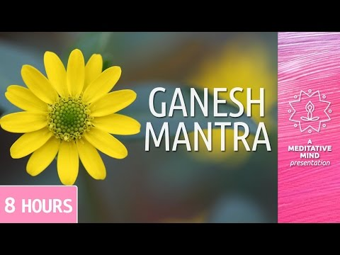 Ganesh Mantra | Obstacle Breaker | 8 Hours