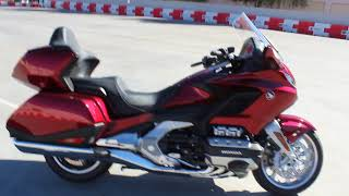 6. 2018 Honda Gold Wing Tour Automatic DCT