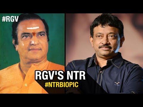 RGV's NTR | Sr NTR Biopic by Ram Gopal Varma (видео)