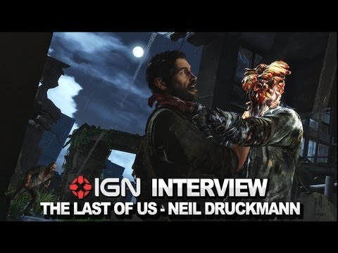 IGN US - Keep an eye out for The Last of Us demo http://bit.ly/14MTJtX Naughty Dog Creative Director Neil Druckmann answers out questions about The Last of Us. Subscr...