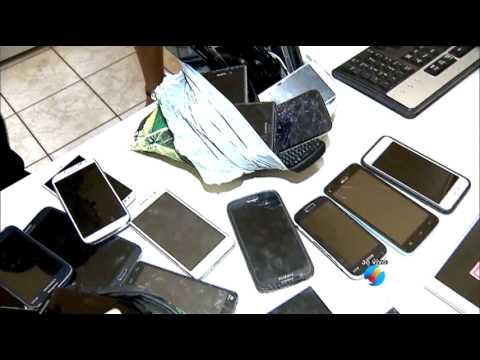 Quadrilha que roubou mais de 200 celulares no Villa Mix é presa