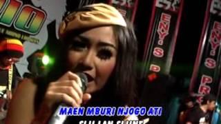 Yeyen Vivia ~ New Scorpio Reggai Campursari