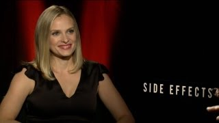 Vinessa Shaw Interview, Side Effects - Vinessa Shaw is one busy lady. She is currently taking some time away from her hit TV series