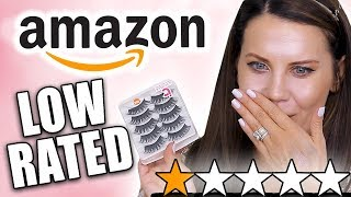 Video TESTING LOW-RATED AMAZON MAKEUP MP3, 3GP, MP4, WEBM, AVI, FLV Juli 2019