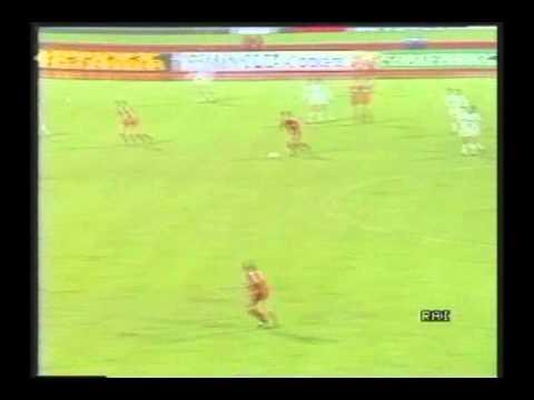 coppa dei campioni 1986-87: bayern - real madrid semifinale - andata!