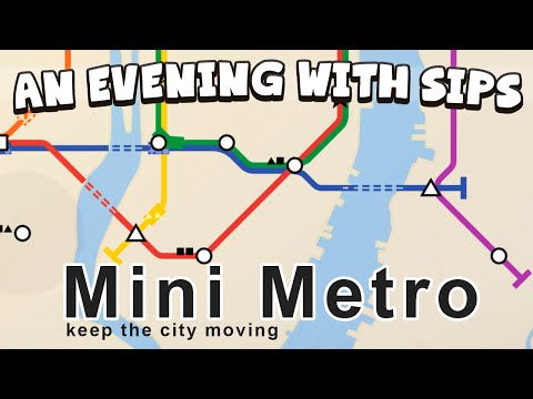 mini - Enjoy the video? Why not subscribe or leave a like? It supports me and is always appreciated! Welcome to Mini Metro! Make your own metro lines in this cool little puzzle/management game. I've...