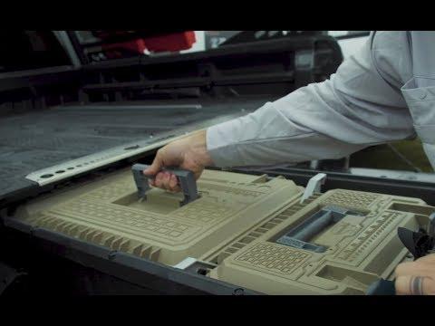 Truck Bed Gear Organization System | DECKED