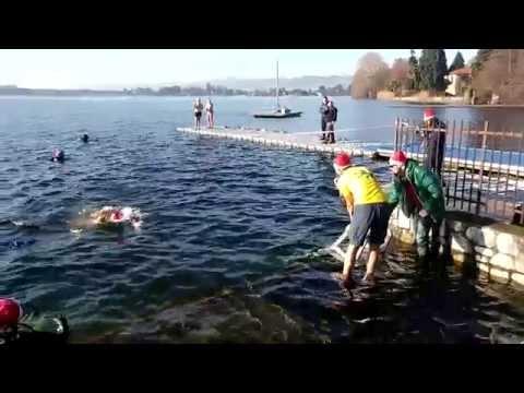 Hic Sunt Leones: un tuffo nel lago di Monate